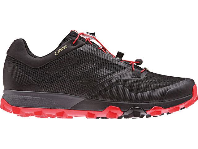 adidas TERREX Trailmaker GTX Shoes Men Core Black/Carbon/Hi-Res Red